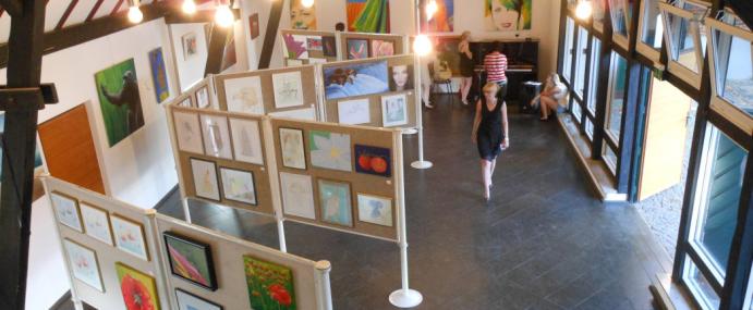 20 Jahre Freie Kunstschule Korschenbroich
