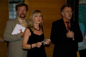 Carola Paschold- Bürgermeister Heinz Josef Dick 2009 -IMG_0761