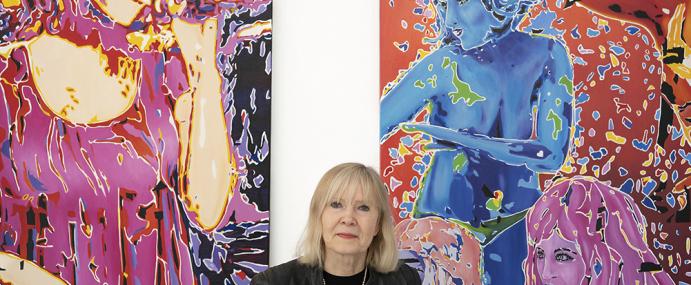 Carola Paschold  – Artikel in der Rheinischen Post